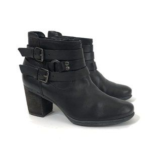 Josef Seibel Britney 02 Leather Ankle Boots